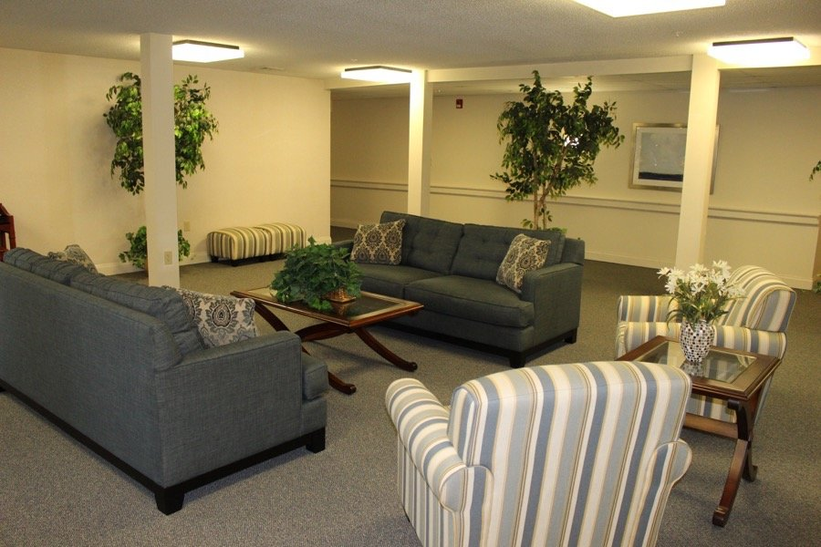 Greenbrier Senior Apartment Community Located In