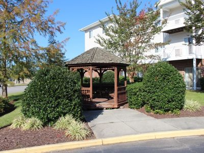 Greenbrier Senior Apartments Gazebo